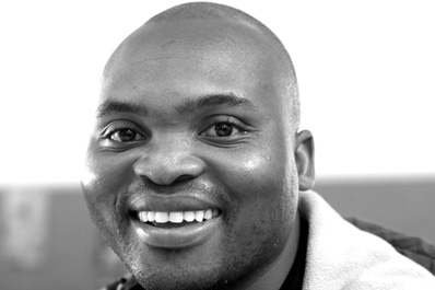 Niq Mhlongo, author